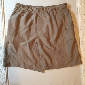 North Face shorts all purpose swim hiking active